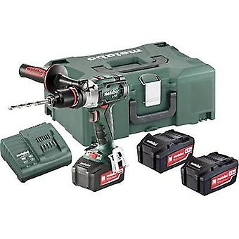 Metabo SB 18 LTX Cordless impact driver 18 V 4 Ah Li-ion incl. case, incl. third battery