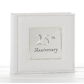 25th Silver Wedding Anniversary Gift Present Idea Photo Album Party Decorations