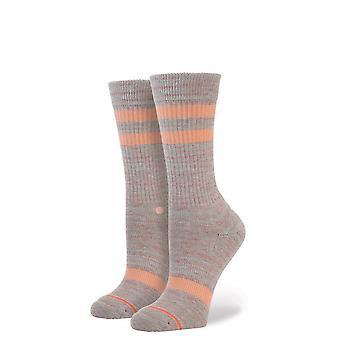 Stance Bye Felicia Womens Socks - Coral
