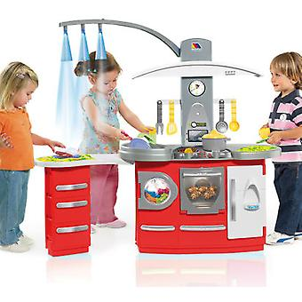 Molto Kitchen Electronic Deluxe (Kinder , Spielzeuge , Imitation , Haus , Küche)