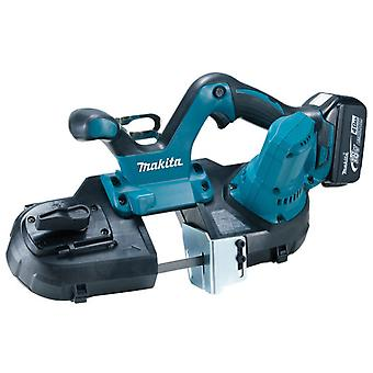 Makita DPB181RFE Cordless Portable Band Saw 18V