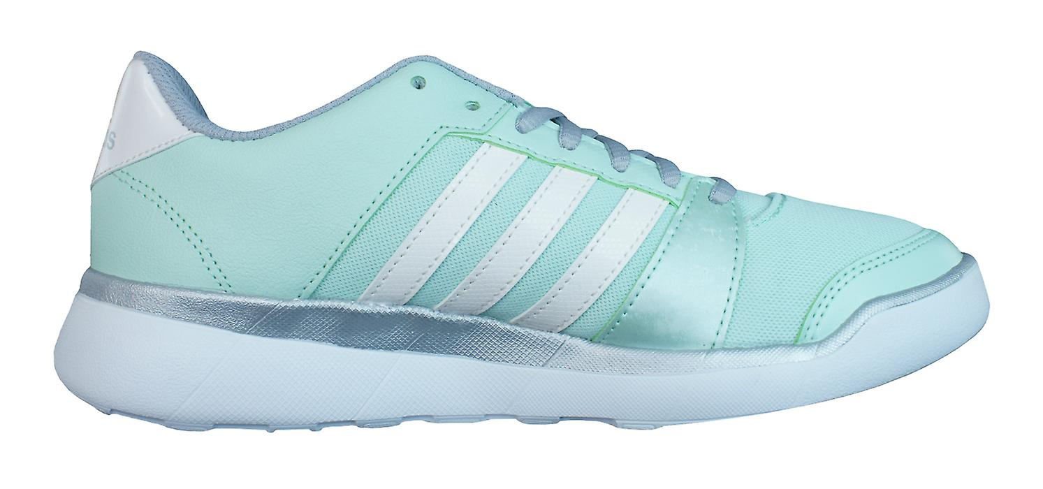 adidas Essential Fun Womens Fitness Trainers / Shoes - Green
