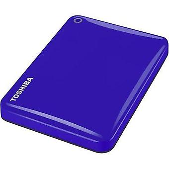 2.5 external hard drive 3 TB Toshiba Canvio Connect II Blue USB 3.0