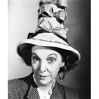 Breakfast In Hollywood Zasu Pitts 1946 Photo Print