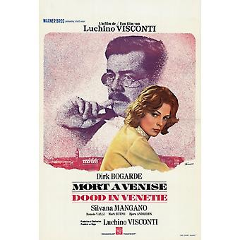 Death in Venice Movie Poster stampa (27 x 40)