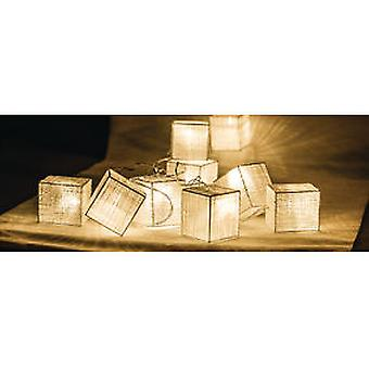 Hq String Light Square 10 Led (Home , Verlichting , Decoratie)