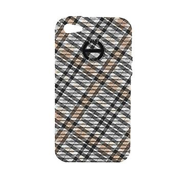 Hip Hop Cover Handyhülle Iphone 4 / 4s Tartan HCV0075 scottish chic