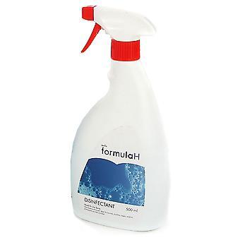 Formel H Rtu Spray 500ml (pakke med 12)