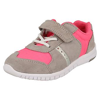 Girls Clarks Trainers Azon Jump