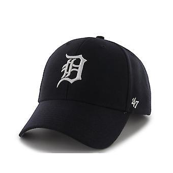 47 Brand Detroit Tigers Home MVP Cap - Navy
