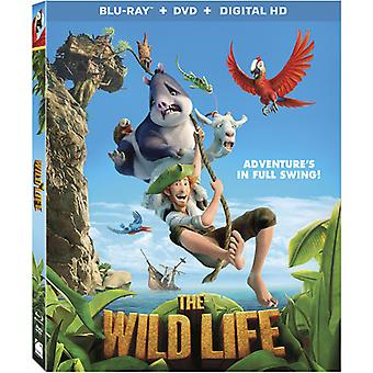 Wild Life [Blu-ray] USA import