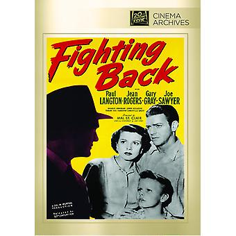 Fighting Back [DVD] USA import