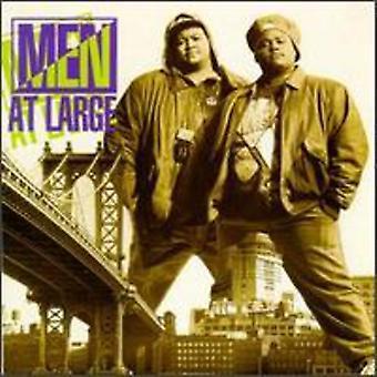 Mænd som helhed - mænd som helhed [CD] USA importerer