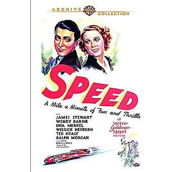 La vitesse d'importation USA [DVD]