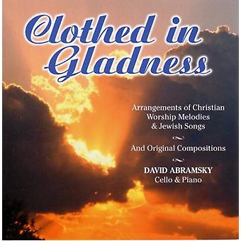 David Abramsky - Clothed in Gladness [CD] USA import