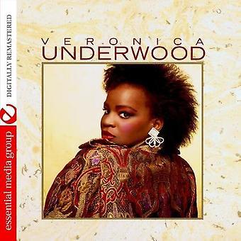 Veronica Underwood - Veronica Underwood [CD] USA import