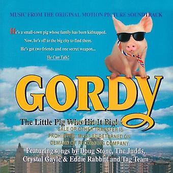 Gordy - Gordy [CD] USA importerer