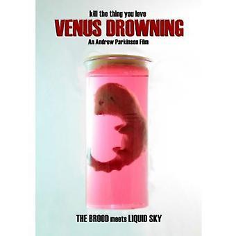Venus drunkning [DVD] USA import