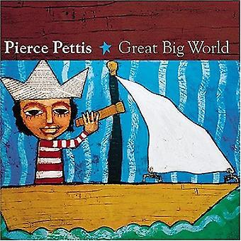 Gennembore Pettis - stor stor verden [CD] USA import