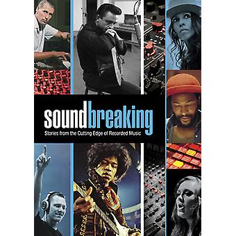 Soundbreaking: Stories From the Cutting Edge of [DVD] USA import