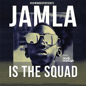 9th Wonder Presents: Jamala-Is the Squad - 9th Wonder Presents: Jamala-Is the Squad [CD] USA import