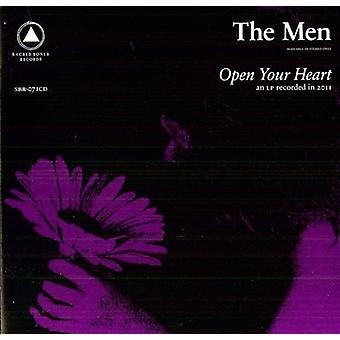Mænd - Open Your Heart [CD] USA Importer