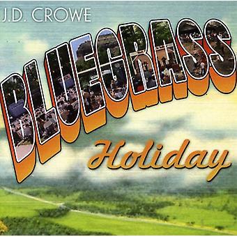 J.D. Crowe - Bluegrass ferie [CD] USA import