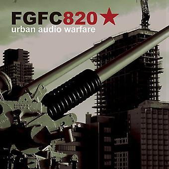 Fgfc820 - Audio bykrigsførelse [CD] USA importerer