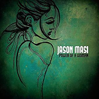 Jason Masi - kraften i en kvinna [CD] USA import