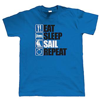 Spis Sleep sejl Repeat T Shirt