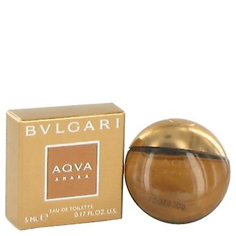 Bvlgari Men Bvlgari Aqua Amara Mini Edt By Bvlgari