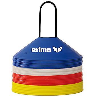 Erima Markierungshütchen Set - 40 Stück