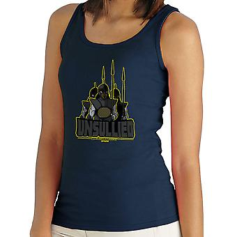 Unsullied Specialised Infantry Astapor Game of Thrones Women's Vest