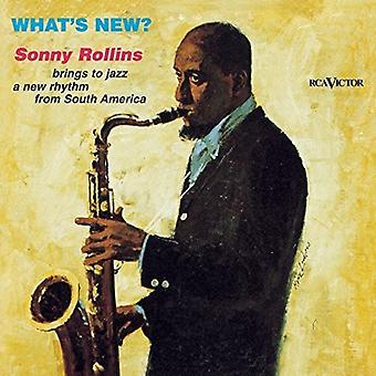Sonny Rollins - was ist New [CD] USA importieren