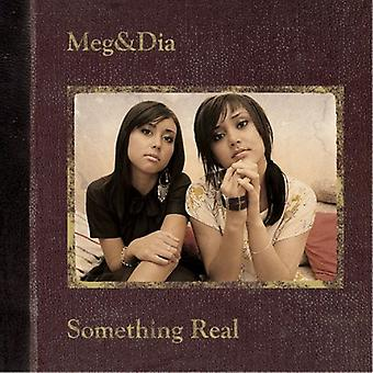 Meg & Dia - quelque chose de réel [CD] USA import