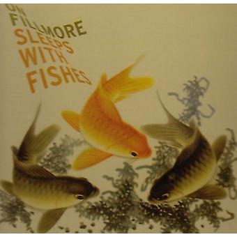 På Fillmore - sover med fisk [CD] USA import