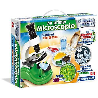 Clementoni Microscope (Toys , Educative And Creative , Science And Nature)
