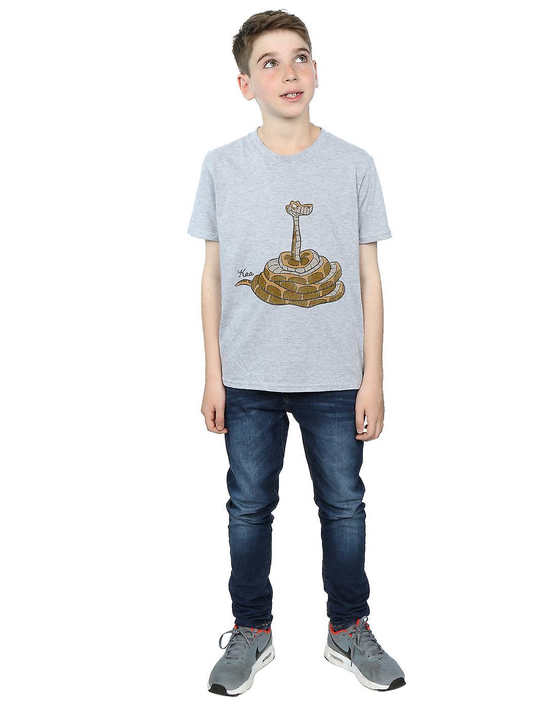 de70d813 Disney gutter jungelen bestille klassiske Kaa t-skjorte | Fruugo