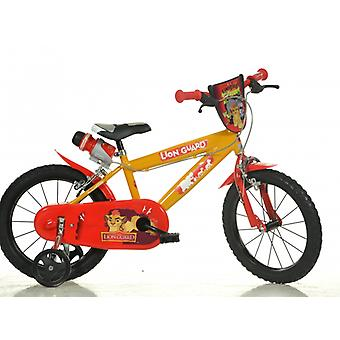 DINO Bikes The Lion Guard 16inch Bicycle