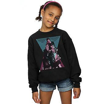 Paul Weller Girls Sights Photo Sweatshirt