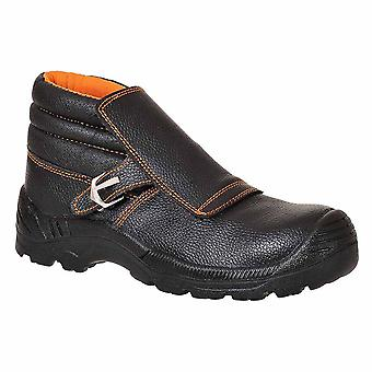 Portwest - Compositelite Welders Workwear Ankle Safety Boot S3 HRO