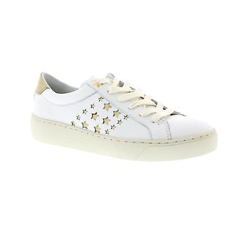 Tommy Hilfiger S1285UZIE 2A4 - White Leather Womens Trainers