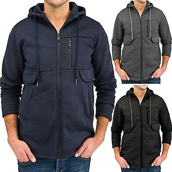 Men's Hooded Jacket TREND & transition jacket STYLE hooded sweatshirt Zip Hoodie