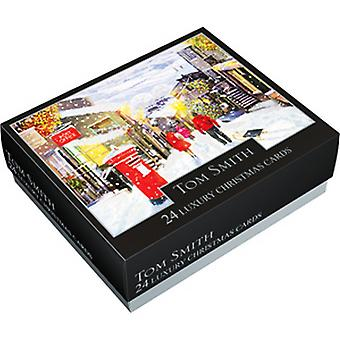 Tom Smith 24 Luxury Boxed Cards