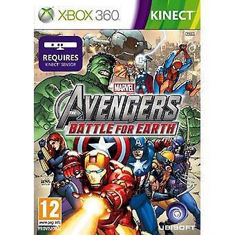 Wunder-Avengers-Kampf um die Erde (Xbox 360)