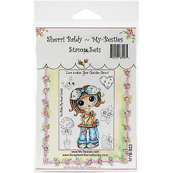 My Besties Clear Stamps Set 4