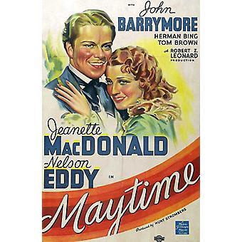 Maytime Movie Poster (11 x 17)