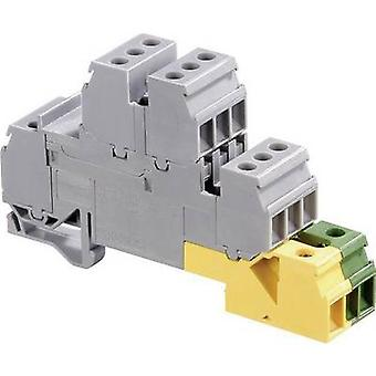 ABB 1SNA 110 328 R0200 Industrial terminal block 17.8 mm Screws Configuration: Terre, L Grey, Green-yellow 1 pc(s)