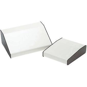 Desk casing 210 x 280 x 106 Aluminium White, Brown Axxatronic RTM2702-BR/B 1 pc(s)