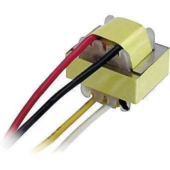 Impedance: 10000 Ω Primary voltage: 1.6 V NTE4 Neutrik Content: